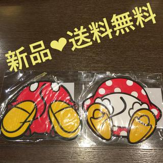 Disney - 【ミッキー】【ミニー】コースター