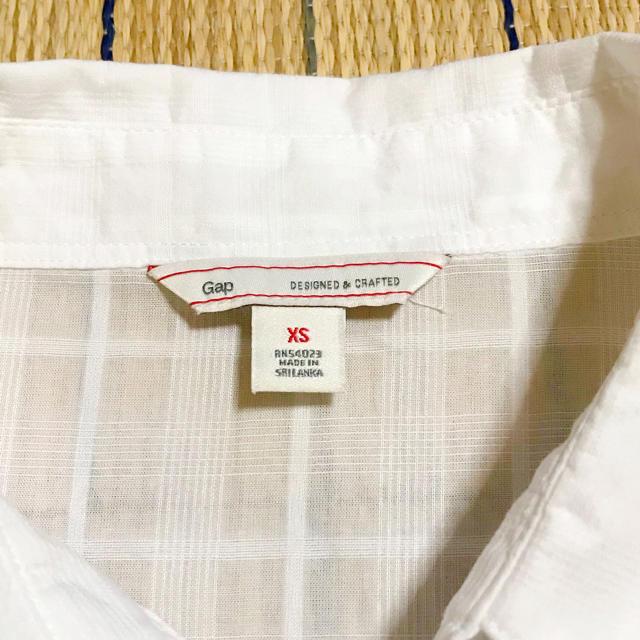 GAP(ギャップ)のGAP✴︎半袖シャツ ブラウス レディースのトップス(シャツ/ブラウス(半袖/袖なし))の商品写真