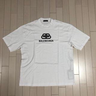 バレンシアガ(Balenciaga)の【新品未使用】S バレンシアガ BB オーバーサイズ Tシャツ(Tシャツ/カットソー(半袖/袖なし))