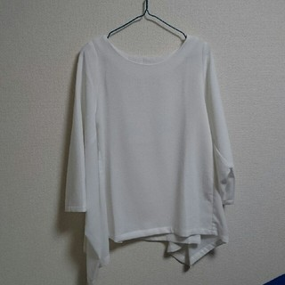 アンティカ(antiqua)のアンティカ  七分袖トップス(Tシャツ(長袖/七分))