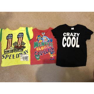 ブリーズ(BREEZE)のTシャツ 80cm 3点セット(Tシャツ)