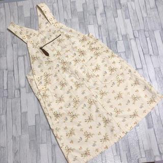 ラルフローレン(Ralph Lauren)の美品  ❁  ラルフローレン 花柄  ジャンパースカート  110(ワンピース)