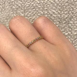 アネモネ(Ane Mone)のポン太さま専用キラキラ リング(リング(指輪))
