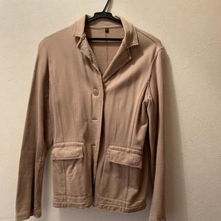 ムジルシリョウヒン(MUJI (無印良品))の無印良品  ジャケット  春秋用  レディース  M(テーラードジャケット)