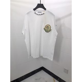 MONCLER - MONCLER GENIUS PALM ANGELS ★ロゴTシャツ