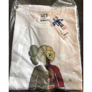 UNIQLO - 即日発送!新品!ユニクロ カウズ  KAWS Tシャツ XL