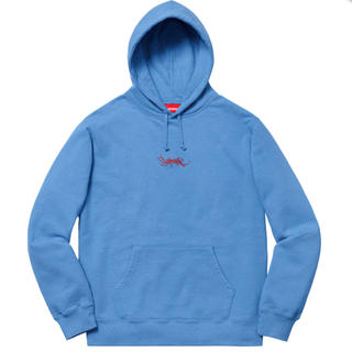 シュプリーム(Supreme)のSupreme Tag Logo Hooded Sweatshirt(パーカー)