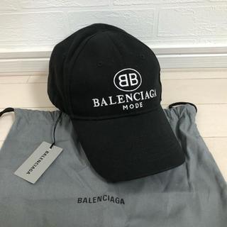 バレンシアガ(Balenciaga)の【新品未使用】L(58cm) バレンシアガ BB ロゴ キャップ(キャップ)