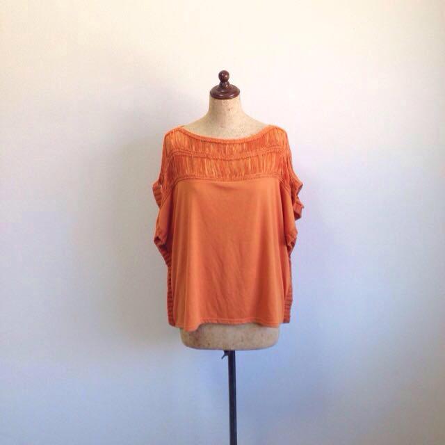 SLY(スライ)のSLY*ニット×カットTシャツ レディースのトップス(Tシャツ(半袖/袖なし))の商品写真