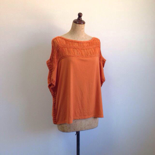 スライ(SLY)のSLY*ニット×カットTシャツ(Tシャツ(半袖/袖なし))
