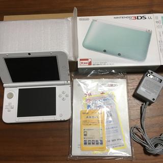 ニンテンドー3DS - 3DS LL 充電器付き