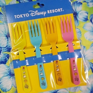 Disney - 新商品★ディズニー★パークフード★フォーク