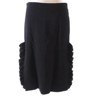 N°21 - ヌメロ ヴェントゥーノ ペンシル スカート