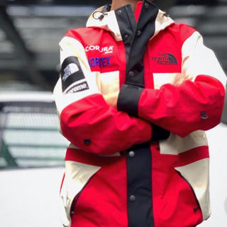 Supreme - supreme☆north face☆Expedition Jacket☆M
