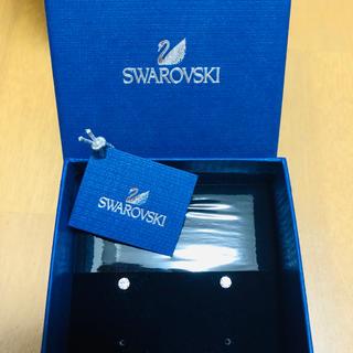 SWAROVSKI - スワロフスキー  ピアス
