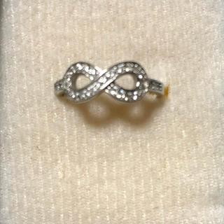 ∞インフィニティリング∞インフィニティ指輪ジルコニア(リング(指輪))