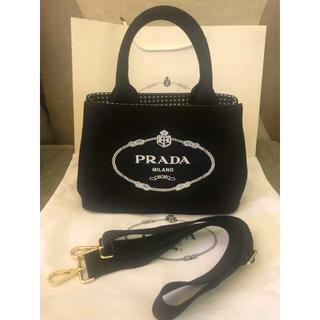 PRADA - プラダ カナパ  トートバッグ