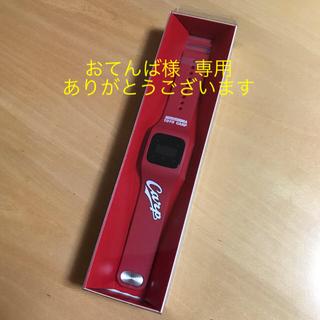 シャープ(SHARP)の【新品】funband(ファンバンド)広島東洋カープ(応援グッズ)
