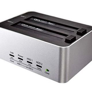 玄人志向 HDDスタンド USB3.0接続 KURO-DACHI/CLONE/U(PC周辺機器)