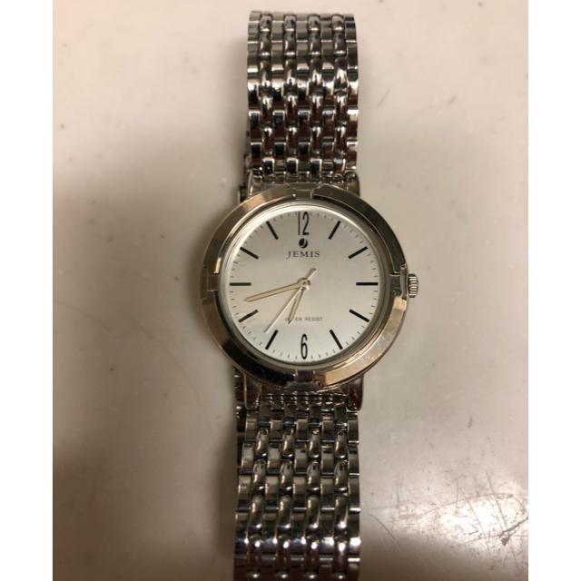 JEMIS 腕時計 動いてるの通販 by ゆーり's shop|ラクマ