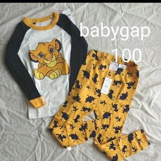 babyGAP - babygap/ライオンキング パジャマ 100㎝