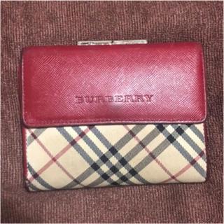BURBERRY - Burberry 折り財布