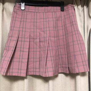 韓国 プリーツスカート