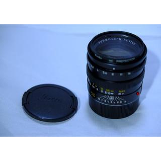 ライカ(LEICA)のLeica summilux 50mm f1.4 3rd(レンズ(単焦点))