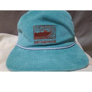 パタゴニア(patagonia)のパタゴニア コーデュロイキャップ(キャップ)