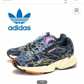 adidas - アディダス オリジナルス ファルコン デニム FALCON W