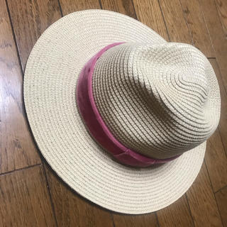 リリーブラウン(Lily Brown)の麦わら帽子(麦わら帽子/ストローハット)