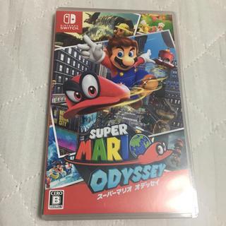 Nintendo Switch - 任天堂 スーパーマリオオデッセイ スイッチ