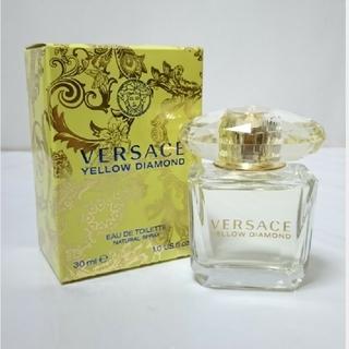 ヴェルサーチ(VERSACE)のヴェルサーチ イエローダイヤモンド EDT 30ml 送料無料(香水(女性用))
