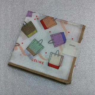 celine - セリーヌ☆大判ハンカチ