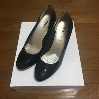 しまむら - 新品 パンプス 黒