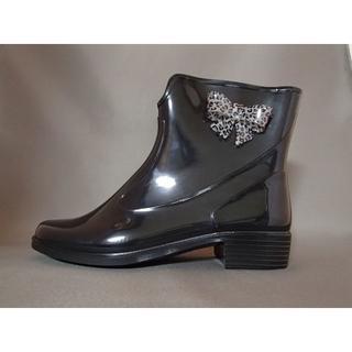 イタリア製B41大きいサイズのレインブーツ(レインブーツ/長靴)
