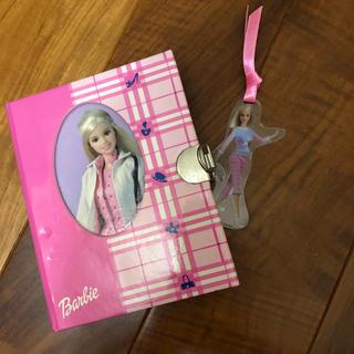 バービー(Barbie)のバービー ノート メモ帳 しおり(ノート/メモ帳/ふせん)
