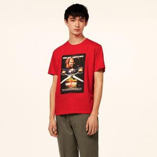 GU - 【GU】チャッキー Tシャツ 入手困難  RED  Mサイズ