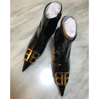 バレンシアガ(Balenciaga)の新品未使用バレンシアガブーツ 35(ブーツ)