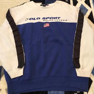 ポロラルフローレン(POLO RALPH LAUREN)のpolosport トレーナー ポロスポーツ (スウェット)