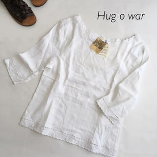 Hug O War - 新品 ハグオーワー  ブラウス トップス カットソー