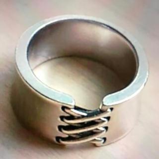 ジャスティンデイビス(Justin Davis)の美品 ジャスティンデイビス リング 21号(リング(指輪))