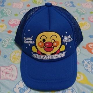 未使用☆アンパンマン帽子 キャップ