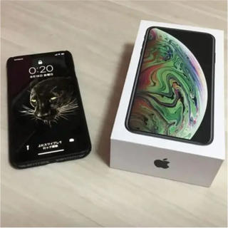 【美品】iPhone Xs Max256GB 商品説明必須