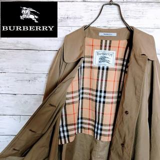 BURBERRY - 【⬇値下げ中¥19980】90s  バーバリー ステンカラーコート プローサム