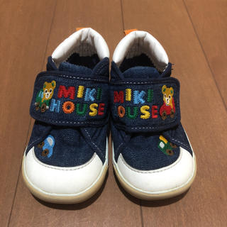 mikihouse - ミキハウス ベビーシューズ 13cm 靴 スニーカー