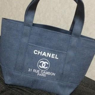 CHANEL - トートバッグ マザーズバック