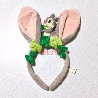 Disney - ディズニー バンビ とんすけ カチューシャ