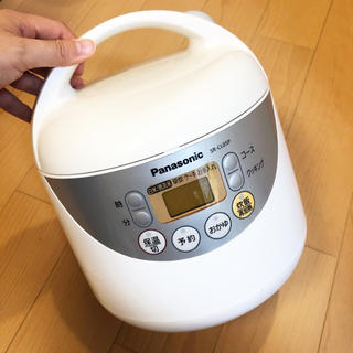 Panasonic - ★送料無料★ パナソニック Panasonic 炊飯器 三合炊き