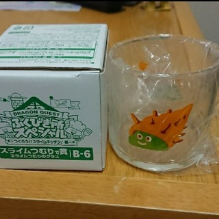 【新品】ドラゴンクエスト 一番くじ スライム つむりグラス